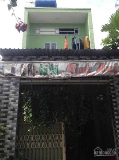 Gia đình có việc chuyển nhà, cần bán gấp nhà 1T1L Nguyễn Đỗ Cung, Tây Thạnh, Tân Phú. 40m2 ảnh 0