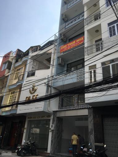 Bán nhà mặt phố 1 trệt, 4 lầu mới 100% có thang máy đường Hồ Bá Kiện, Q10, giá chỉ 19 tỷ ảnh 0
