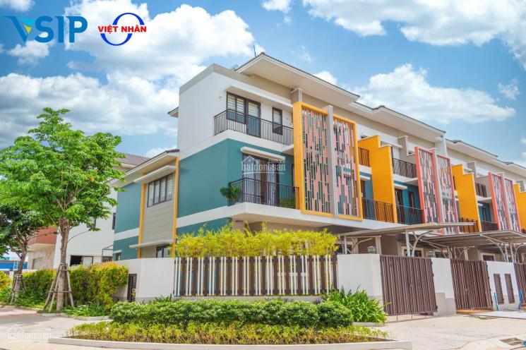 Mở bán F0 nhà phố Sun Casa Central - Vsip2 - ân hạn gốc 2 năm ảnh 0