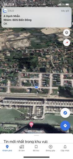 Bán đất nền tái định cư FLC Sầm Sơn có sổ đỏ 129.93m2. Liên hệ Mr. Cường 0965641993 ảnh 0