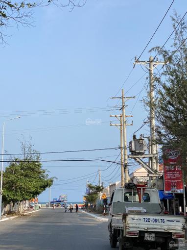 Chính chủ cần bán mảnh đất 2 mặt tiền đường nhựa lớn thị trấn Phước Hải, cách biển 5 phút đi bộ ảnh 0