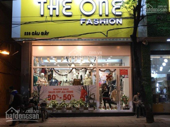 Cho thuê cửa hàng MP Phố Mai Hắc Đế vị trí đẹp nhất, DT 45m2, MT 5m, vị trí ngay ngã tư, riêng biệt ảnh 0