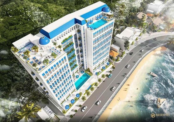 Bán lô đất xây khách sạn cực vip mặt tiền Hạ Long, có bãi tắm riêng 388m2 ảnh 0
