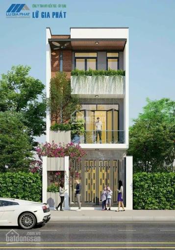 Bán nhà phố liền kề Phú Lợi 1 trệt 2 lầu sân ô tô 7c. Ngay trung tâm Thủ Dầu Một ảnh 0