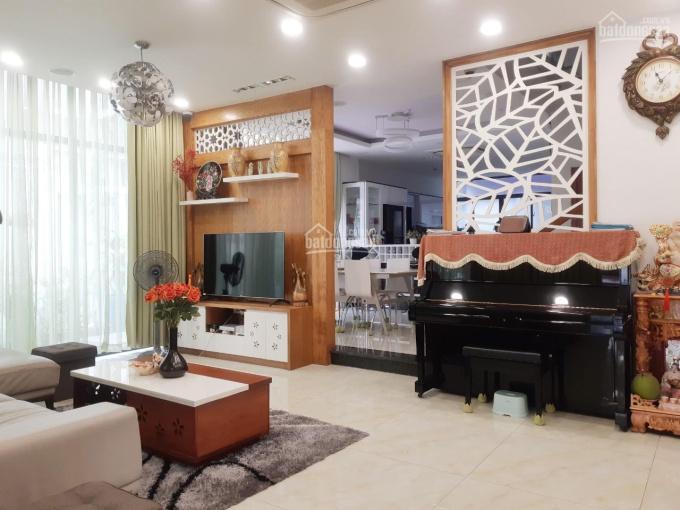 Bán biệt thự 191.25 m2 hoàn thiện full nội thất, nhà xây 1 trệt 2 lầu giá tốt nhất LH 090.373.4467 ảnh 0