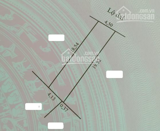 Bán nền 85m2 (4.5x19, thổ 100%) đường nhựa 4m, xã Phương Trà, H. Cao Lãnh, Đồng Tháp ảnh 0