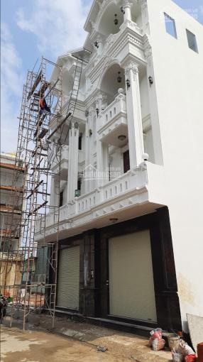 Bán nhà đường Tỉnh lộ 10, Tân Tạo, Bình Tân nhà mới 4 tầng 68m2, 4 tỷ 5 ảnh 0