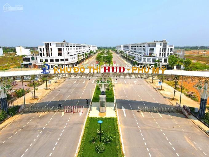 Khu đô thị Phú Mỹ mở bán vị trí mới ngay cạnh BigC, đối diện công viên, chiết khấu 3% ảnh 0
