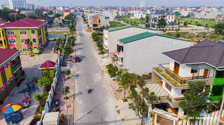 Cần tiền bán nhanh vài lô đất đẹp thuộc KĐT Nam Lê Lợi Tp Vinh - đất trung tâm ảnh 0