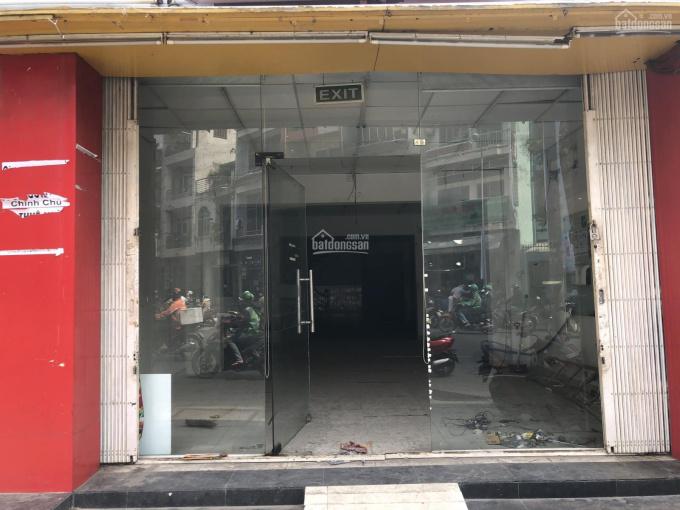 Nhà góc 2 mặt tiền đường Nguyễn Thái Sơn, P.4, Gò Vấp ảnh 0