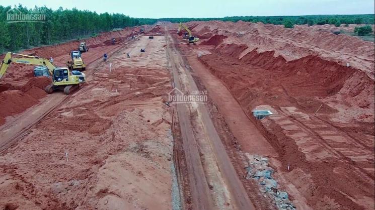 Lô đất giá đầu tư xã Phan Thanh sát đường sân bay 6396m2 giá 672 triệu bao sang tên LH 0909998421 ảnh 0