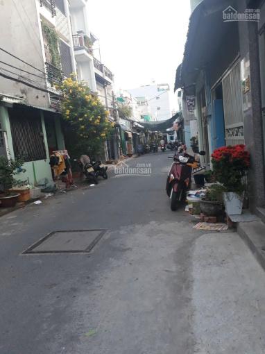 Bán nhà đường số 9, Bình Hưng Hòa, Bình Tân, hẻm 8m thông gần chợ 26 tháng 3, Aeon Tân Phú ảnh 0