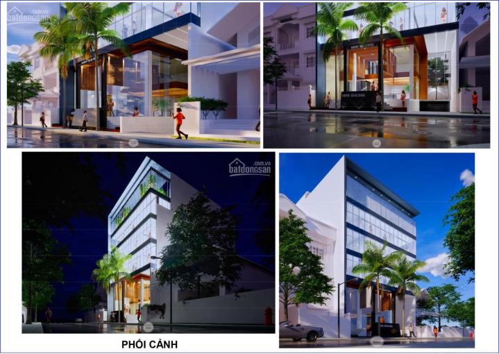Bán gấp toà building 2 mặt tiền gần Nguyễn Thông Quận 3, DT 21x28m. 1 hầm 7 lầu, giá 170 tỷ ảnh 0