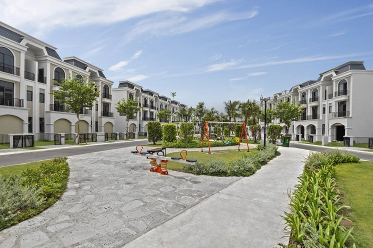 Nhà phố Lavilla 3 mặt tiền đường Hùng Vương ven sông Vàm Cỏ, chiết khấu 15%, góp 5 năm 0% lãi ảnh 0