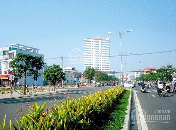 Bán nhà mặt tiền Nguyễn Văn Linh, DTĐ: 208.8m2, xây dựng 7 tầng, giá bán 320tr/m2 ảnh 0