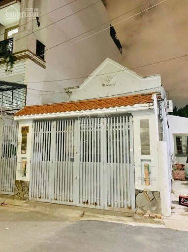 Nhà 98/31 Cống Lở, (nay là Trần Thị Trọng), P15, quận Tân Bình. DT: 5,5mx20m (109.2m2) ảnh 0