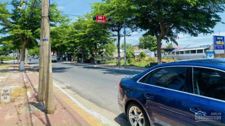 674m2 mặt tiền đường Ven Biển trung tâm Phước Hải, Đất Đỏ, BRVT, ngang 23m thuận lợi kinh doanh ảnh 0