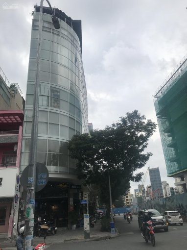MT chợ Nguyễn Tri Phương và 3/2, DT: 7.5x13m, hầm + 6 tầng + thang máy, MT ốp kính cường lực, 29 tỷ ảnh 0