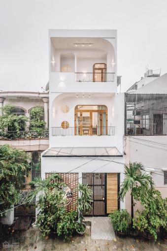 Nhà đẹp kiến trúc tân bán cổ điển - Đường Thăng Long - DT: 7 x 9m - 4 tầng mới đẹp - Giá: 8.5 tỷ ảnh 0