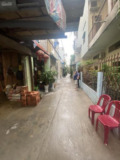 Bán nhà ngay mặt tiền Nguyễn Đình Chiểu, Q3 DT 53m2 2 lầu, giá 5.35 tỷ ảnh 0