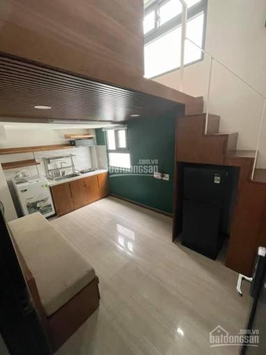 Bán căn hộ dịch vụ 7 tầng 2 mặt tiền xe hơi Lý Phục Man ảnh 0