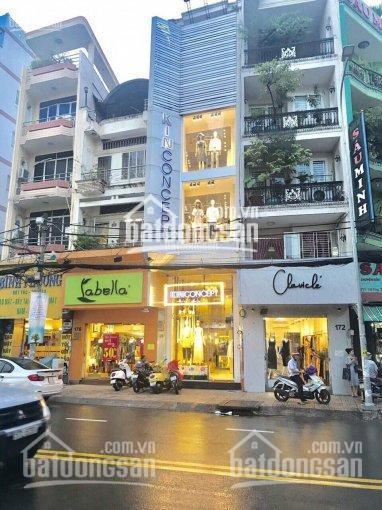 Mặt tiền Nguyễn Tri Phương, Q5, DT: 4x27m 3 tầng HĐ thuê 65tr/tháng. Giá bán 33 tỷ ảnh 0