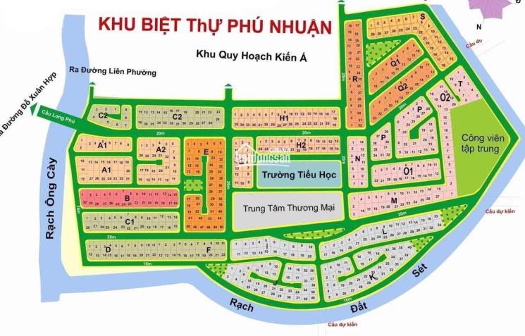 Cần tiền bán nhanh đất biệt thự Phú Nhuận, Quận 9, Thành Phố Thủ Đức ảnh 0