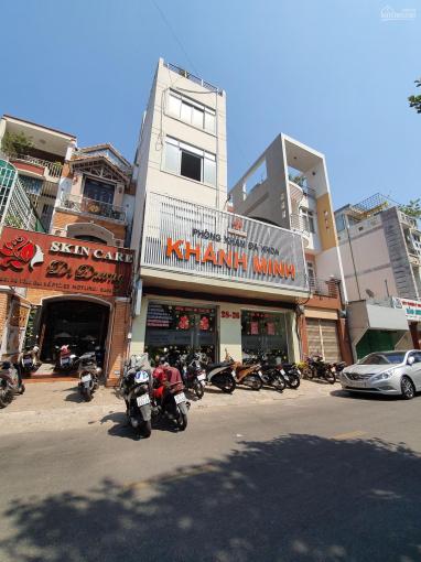 Bán nhà mặt tiền Lê Công Kiều, P. Nguyễn Thái Bình, Quận 1, DT: 4x15m, 2 lầu, 27 tỷ TL ảnh 0