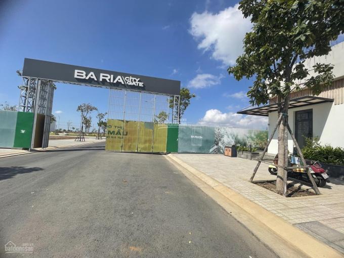 Đất nền Bà Rịa City Gate, view công viên giá tốt ảnh 0