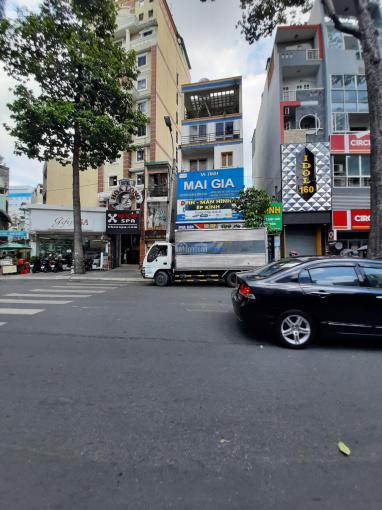 bán nhà mặt tiền Bùi Thị Xuân ngay mũi tàu Lê Thị Riêng Q1 diện tích: 4,2x16m kết cấu 4 tầng giá rẽ ảnh 0