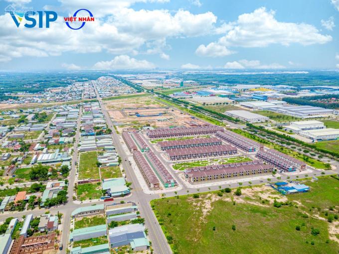 Mở bán nhà liên kế Sun Casa Central 100m2 trong Vsip II - chỉ 2,8 tỷ/căn 2 tầng - kinh doanh ngay ảnh 0