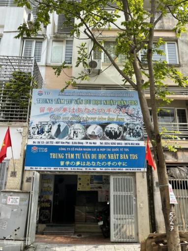 Nhà 4 tầng cho thuê làm văn phòng, kinh doanh tại KĐT Văn Phú, Hà Đông, LH 0978952958 ảnh 0