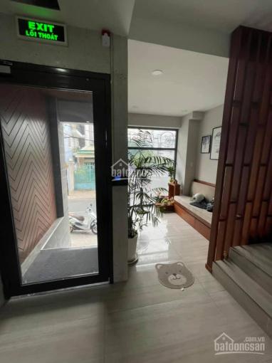 Bán gấp căn hộ dịch vụ 7 tầng - Lý Phục Man - Bình Thuận - quận 7, giá: 16.990 tỷ ảnh 0