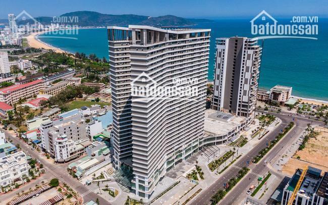 Chính chủ bán căn hộ 45m2, view biển, giá tầm 1 tỷ, Nguyễn Văn Cừ, Quy Nhơn. LH 0913307687 ảnh 0