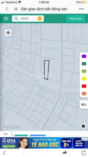 Bán đất Lý Thái Tổ, Đại Phước, Đồng Nai. Nở hậu 12m, diện tích 9mx49m. Sổ đỏ đầy đủ. Giá rẻ. ảnh 0