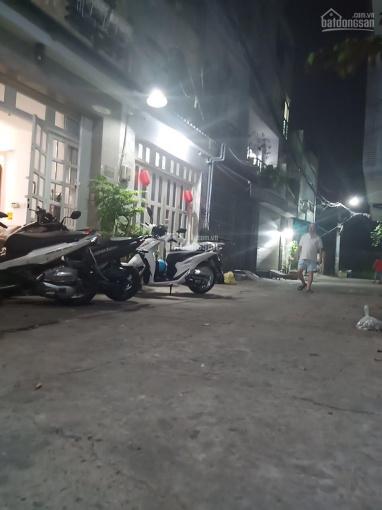 Bán nhà hẻm xe hơi đường Tân Sơn Nhì, đúc 1 lầu giá chỉ 4.25 tỷ ảnh 0