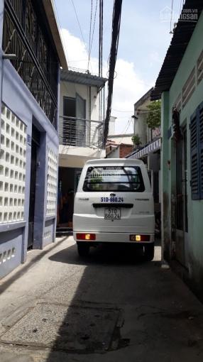 Nhà Nguyễn Du gần chợ Gò Vấp, 25.2m2, 2PN, 2WC, cách MT 30m, xe hơi đến nhà ảnh 0