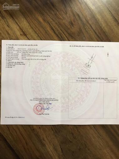 Bán đất dịch vụ Giếng Sen, khu đô thị Văn Khê, Vị trí: Lô 518 - Lô 519 khu NO15 ảnh 0