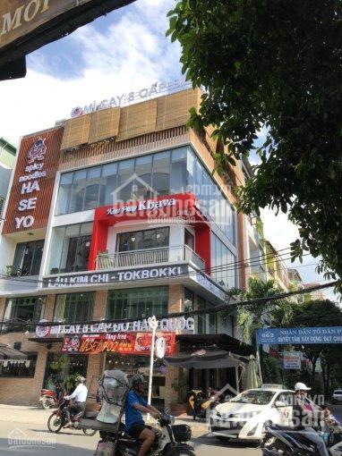 Cần bán nhà 2 mặt tiền Hoàng Văn Thụ, P. 8, Q. Phú Nhuận, DT 6.15x18m NH 10m, 3 lầu, Giá bán 34 tỷ ảnh 0