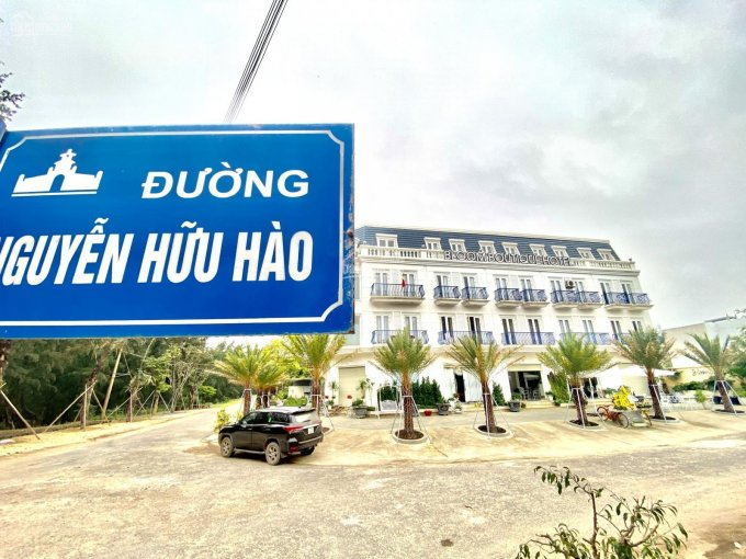 Mình cần bán đất biển Nhật Lệ giá rẻ, Quang Phú gần sân bay Đồng Hới ảnh 0