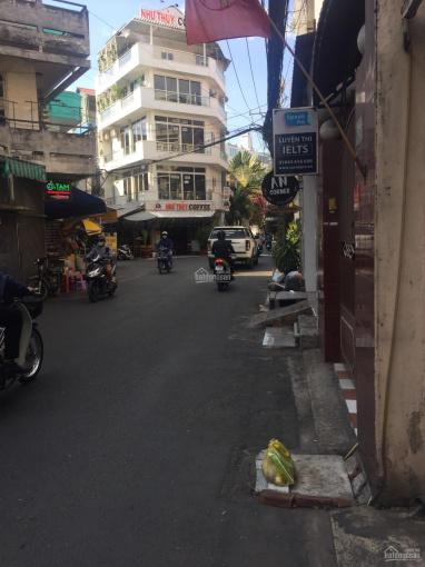 Bán nhà chính chủ trệt 3 lầu HXH Hoàng Bật Đạt Tân Bình, DT 4x18m, 2 mặt tiền hẻm 6m, giá TL ảnh 0