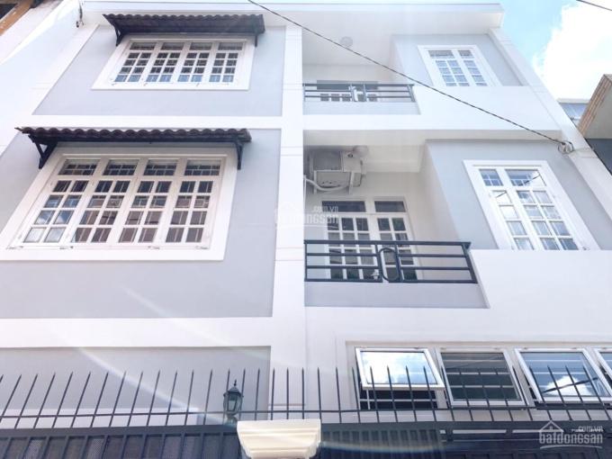 Chính chủ bán nhà 1 trệt 3 lầu HXH 6m Cống Lở, Tân Bình 5,1x11m. Giá TL 0919518687 Long ảnh 0