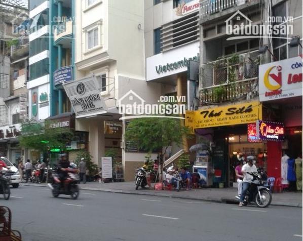 Cần bán gấp nhà mặt tiền Nguyễn Hữu Cầu, P. Tân Định, Q.1, DT: 6 x 22m (nở hậu 8m), giá chỉ 55 tỷ ảnh 0