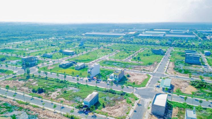 Bán đất nền nằm trong khu dân cư Daresco Residence (Đức Hòa III Resco) ảnh 0