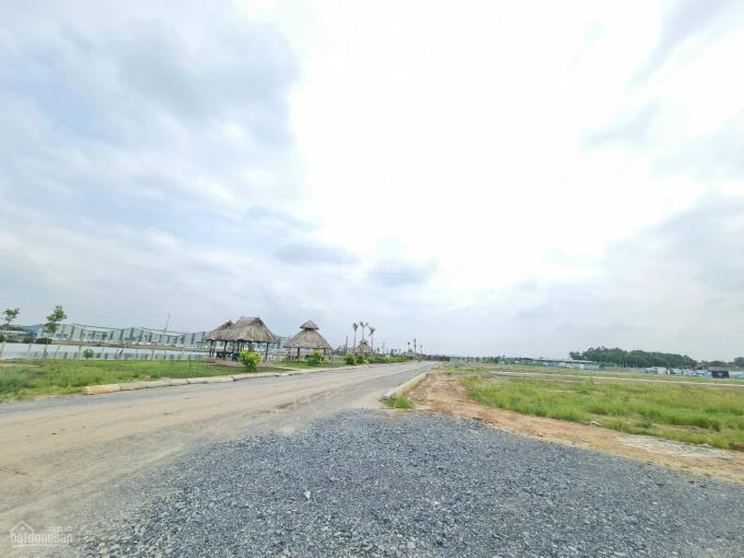 Bán lô đất nằm ngay KDL Cát Tường Phú Sinh, Đức Hòa 80m2 giá 950tr, 0356343288 Bảo ảnh 0