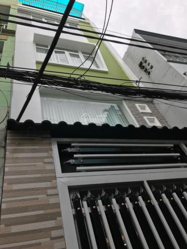 Bán nhà Đoàn Văn Bơ, P10, Quận 4, 25,7m2, giá chỉ 4,150 tỷ ảnh 0