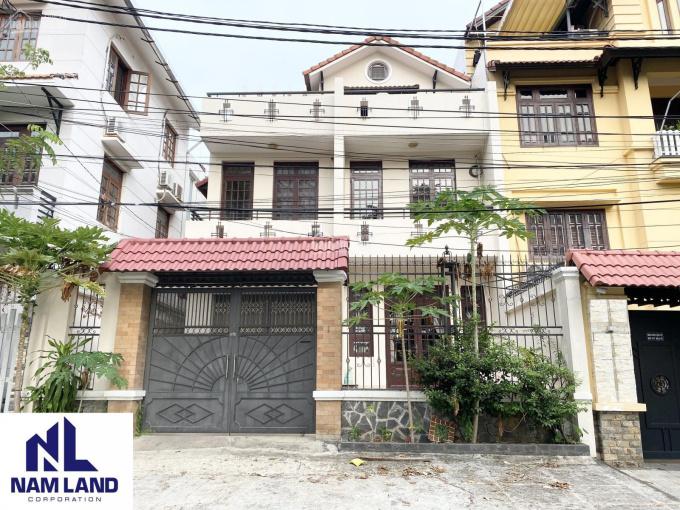Cho thuê biệt thự 450m2 gara trệt 2 lầu 5 phòng nội khu Nguyễn Văn Hưởng, P. Thảo Điền, Quận 2 ảnh 0