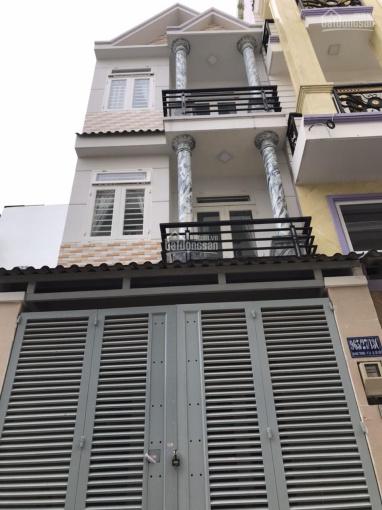 Cho thuê nhà HXH Phan Huy Ích, Phường 14, Gò Vấp DT: 4x14m 2 lầu ảnh 0