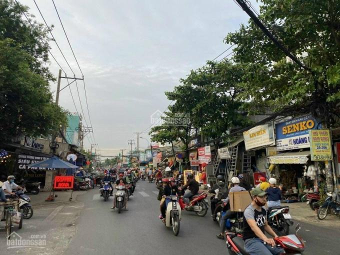 MTKD đường Bình Long, Phường Phú Thạnh, DT 4x16m, đúc 2 tấm, giá 8.3 tỷ TL ảnh 0