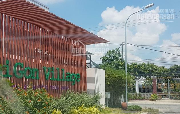 Bán đất dự án Sài Gòn Village, Long Hậu, Long An ảnh 0